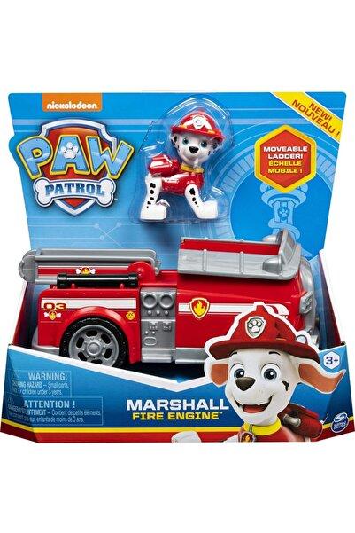 PAW PATROL Görev Aracı Ve Kahramanları Itfaiyeci Marshall Köpekçik