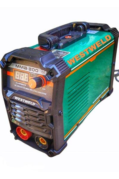 İtaly Style Westweld Mma200 Pro Max Kaynak Makinesi Inverter