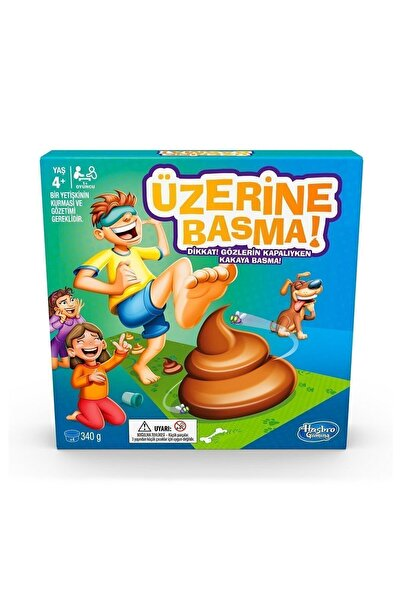 Hasbro Gaming Üzerine Basma! E2489