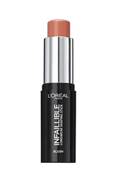 L'Oreal Paris Stick Allık - Infaillible Shaping Stick Allık 002 Nude in Rose 3600523532940