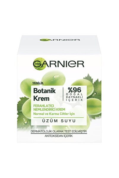 Garnier Botanik Ferahlatıcı Antioksidan Krem