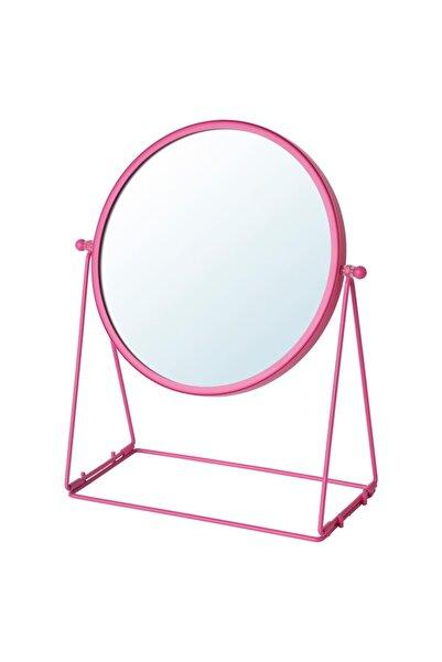 IKEA Lassbyn Masa Aynası, Pembe