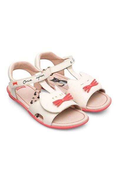 CAMPER Krem Çocuk Günlük Sandalet