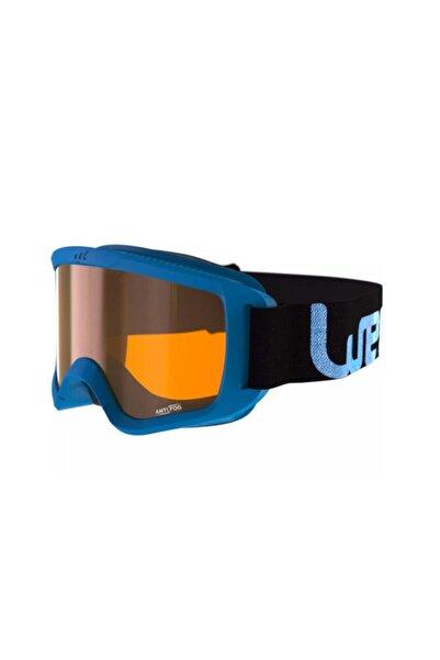 WEDZE Kayak / Snowboard Gözlüğü - Yetişkin / Çocuk - Mavi - G 100