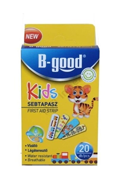 B-GOOD Unisex Çocuk Yara Bandı
