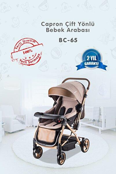 Baby Care Bc 65 Capron Çift Yönlü Bebek Arabası