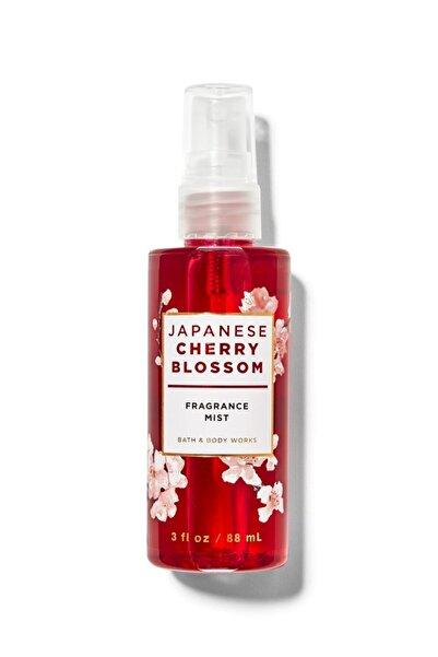 Bath & Body Works Japanese Cherry Blossom Seyahat Boyu Vücut Spreyi 3 fl oz / 88 mL BBW26217052