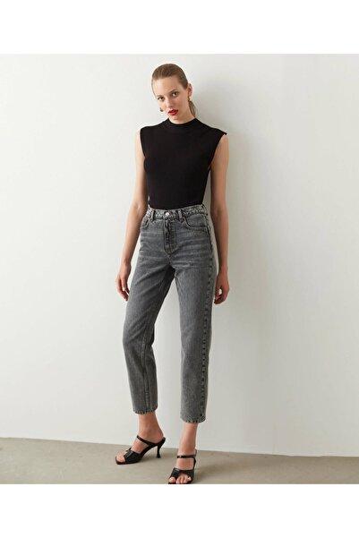 İpekyol High Rise Straight Fit Jean Pantolon