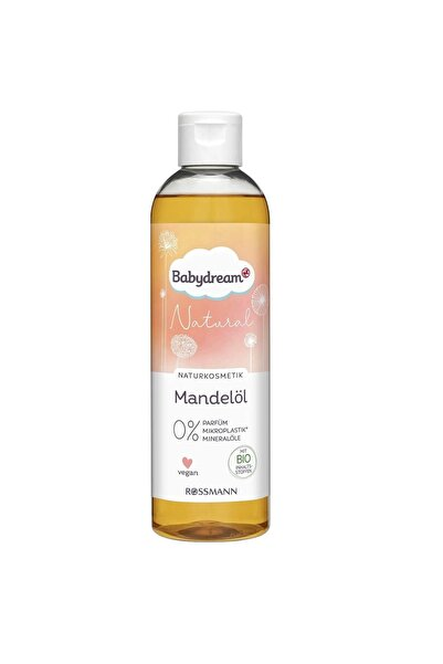 BABYDREAM Natural Badem Yağı 250 ml