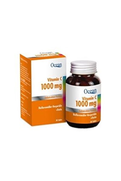 Vitamin C 1000 Mg 30 Tablet