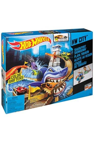 HOT WHEELS Sharky Yarış Seti