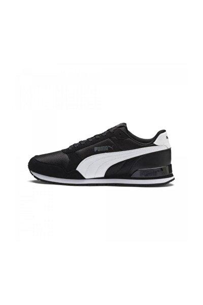 Puma St Runner V2 Mesh Siyah Spor Ayakkabı (366811-05)