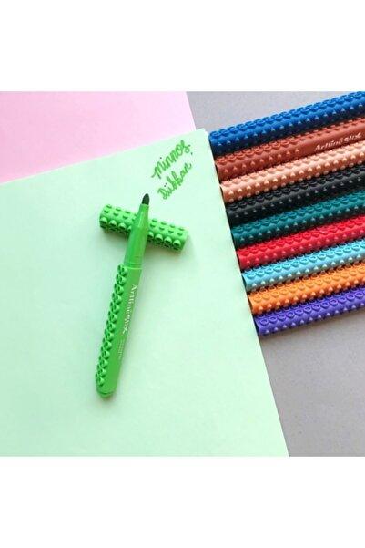 artline Stix Coloring Marker Keçe Uçlu Kalem - Fıstık Yeşili