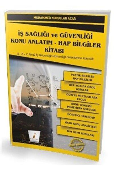 Pelikan Kitabevi Pelikan Isg Iş Sağlığı Ve Güvenliği Konu Anlatım Ve Hap Bilgiler Kitabı - Muhammed Nurullah Acar Pel