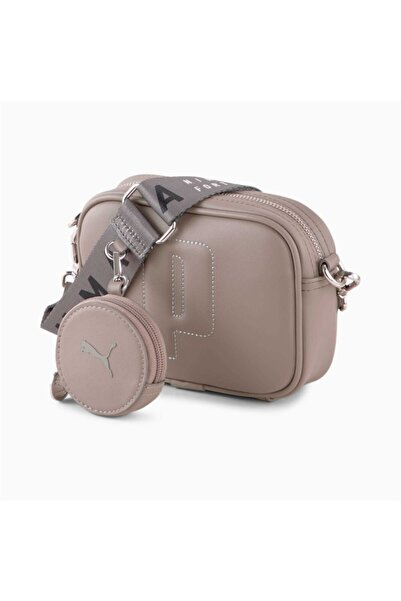 Puma Sense Cross Body Bag Kadın Gri Omuz Çantası - 07816802