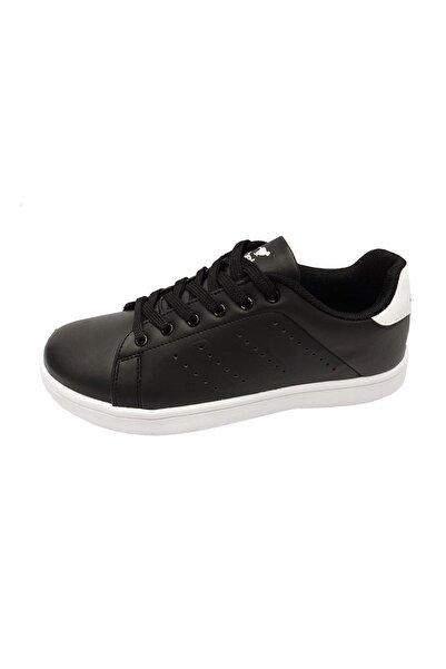 Cheta Unisex Siyah Spor Ayakkabı