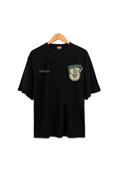 Venice Jamal Extreme Surfing Catch The Wave T-shirt