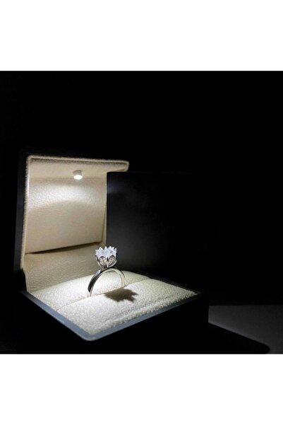 LOTUS JEWELLERY Lotus Çiçeği Yüzük - 925 Ayar Gümüş Yüzük