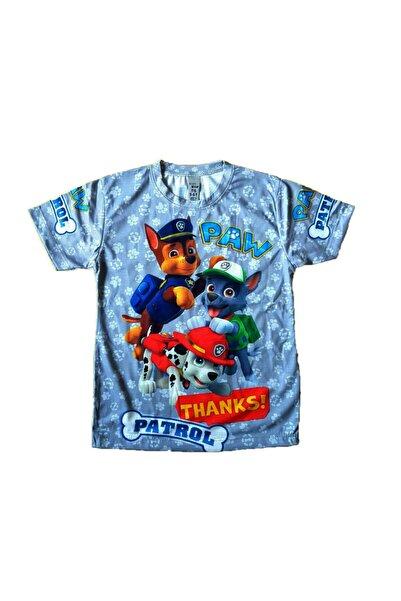 PAW PATROL Baskılı Çocuk Tişört