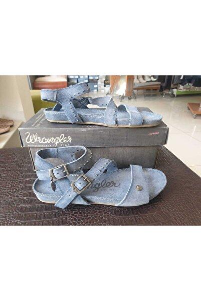 WRANGLER Wl 141631 Layla Studs Kadın Hakıkı Derı Sandalet