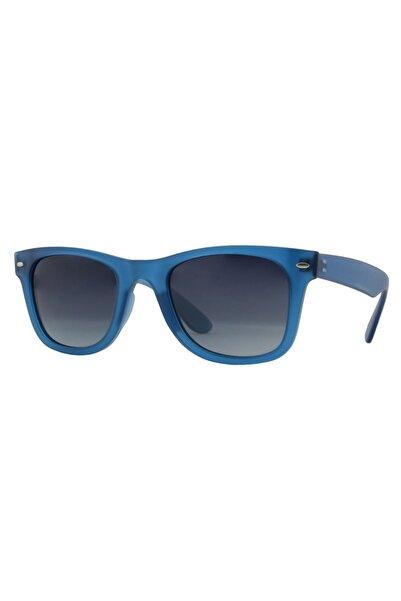 CLAES Wayfarer Baby Blue Polarize Kırılmaz Hafif Unisex Güneş Gözlüğü