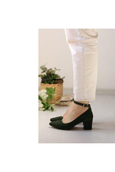 pabucmarketi Kadın Stiletto Ayakkabı -