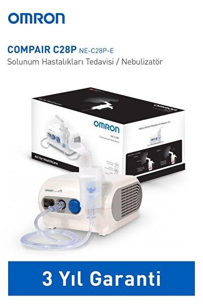 Omron Ne-c28-p Kompresörlü Nebülizatör Cihazı
