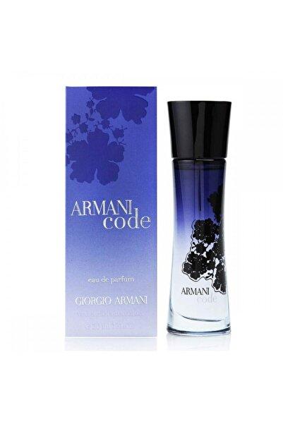Erkon Giorgio Armani Code Edp 75 ml Kadın Parfümü