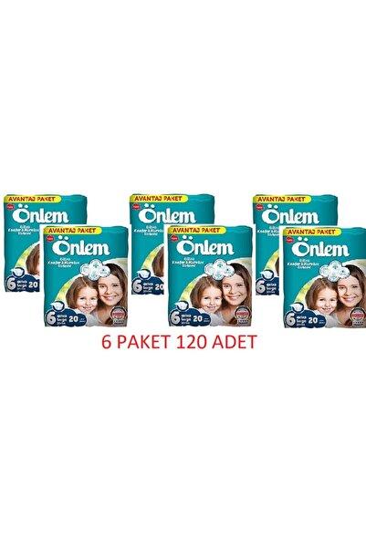 ÖNLEM 6 Paket 6 Numara 16+ Avantaj Paket