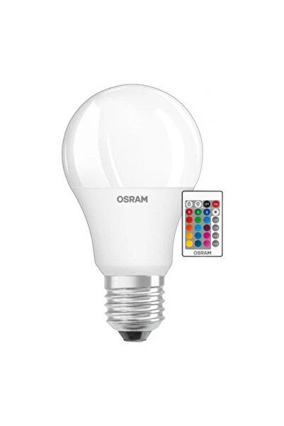 Osram Led Uzaktan Kumandalı Renk Değiştiren 9w 806 Lm E27 Ampul Beyaz  Sarı
