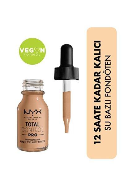 NYX Professional Makeup Total Control Pro Drop Foundation Medium Olive - Fondöten