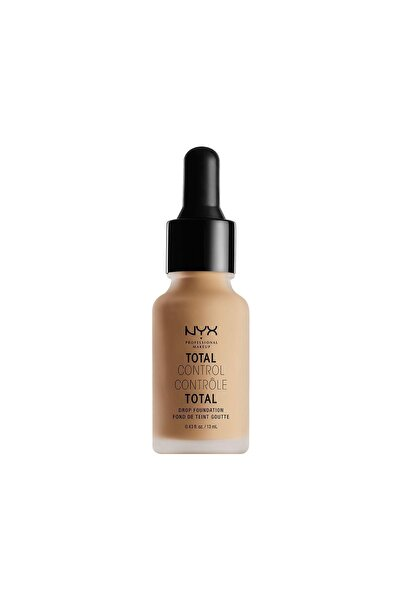 NYX Professional Makeup Mat Fondöten - Total Control Drop Foundation Buff 800897068837