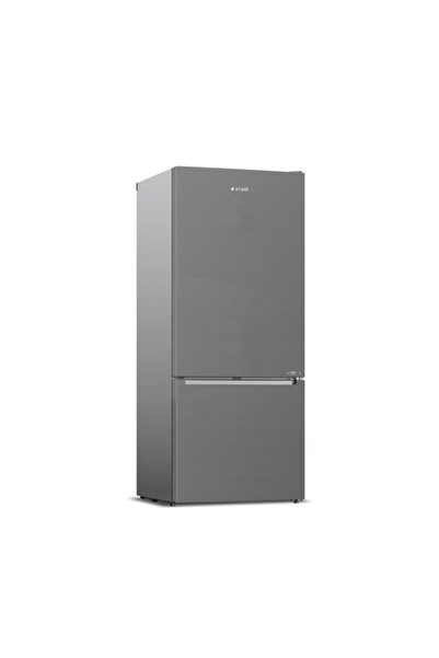 Arçelik 270482 Mı Inox Dondurucusu Altta No Frost Buzdolabı
