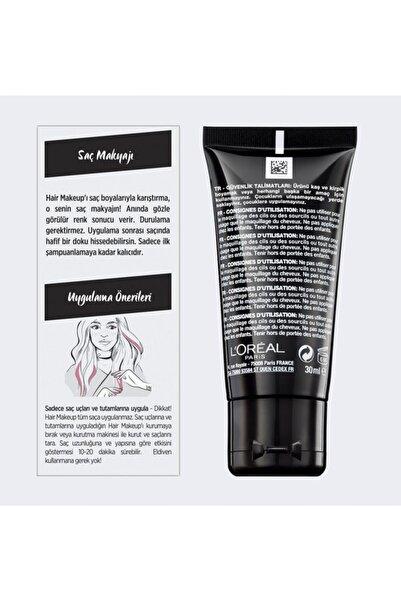 L'Oreal Paris Haır Makeup 1 Gün Kalıcı Tüp Boya Lılac 30 ml