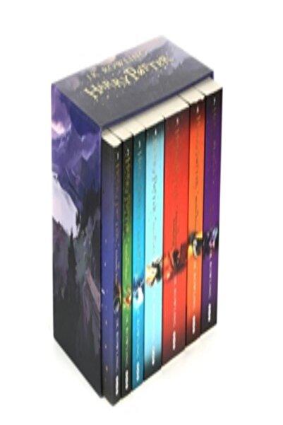 Yapı Kredi Yayınları Harry Potter Özel Kutulu Set 7 Kitap Takım J. K. Rowling