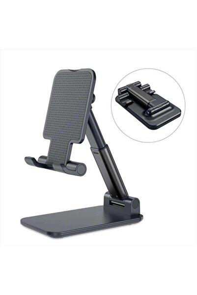CMT Masa Üstü Telefon Tutucu Stant Masaüstü Tablet Tutacak Şarj Stand