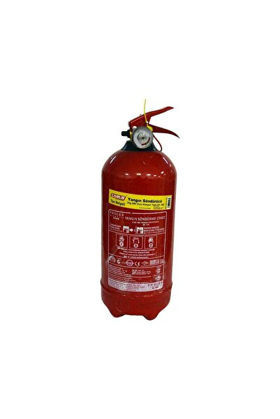 Carub 2 kg Yangın Söndürücü T.s.e. Belgeli Br6500103