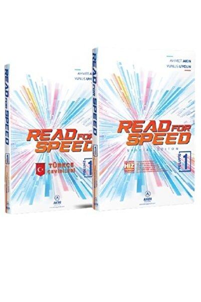 Akın Dil Eğitimi 2021 Read For Speed 1