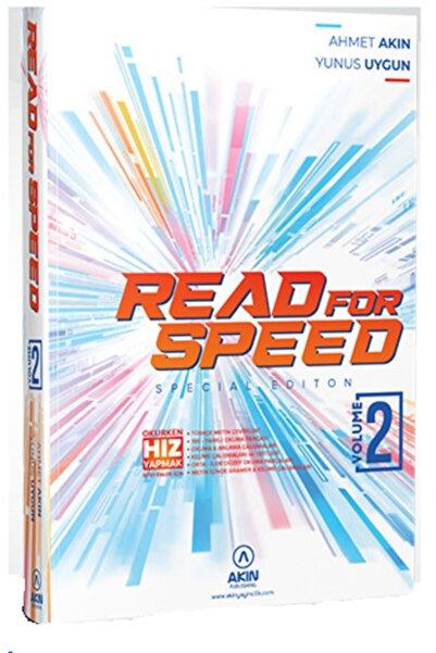 Akın Dil Eğitimi 2021 Read For Speed 2