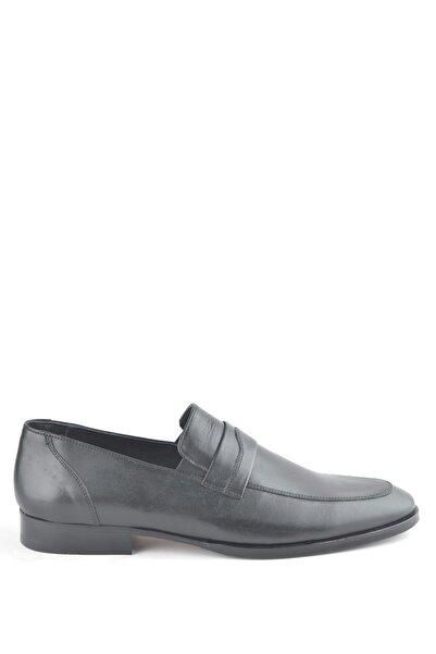 İgs Erkek Deri Klasik Ayakkabı I1810838-3-1 M 1000 Siyah