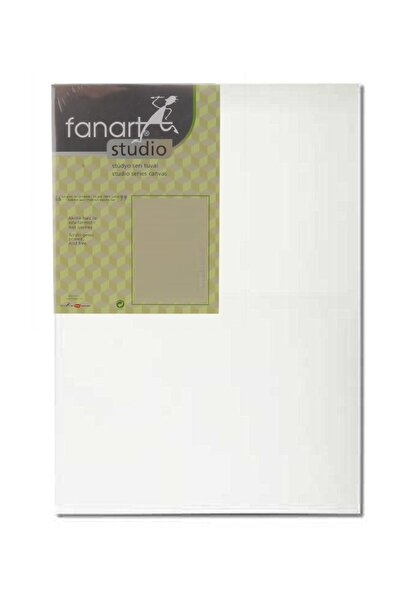 Fanart Studio Seri Tuval 50x70 Cm.