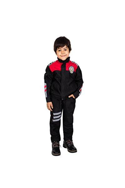 Safari Yunus Polis Çocuk Kıyafeti Üniforması