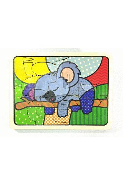 Eduthingz Koala Puzzle Çift Yönlü