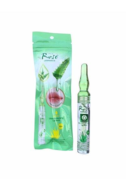 AİLY COSMETİCS Rose Ultra Nemlendirici Etkili Dudak Parlatıcı & Ultra Moisturising Lip Serum