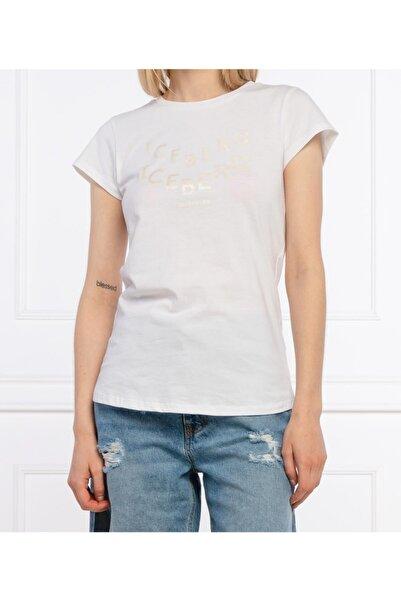 Iceberg -kadın-t-shirt-ıce1wts01
