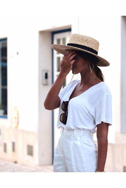 SanalBulvar Hasır Şapka