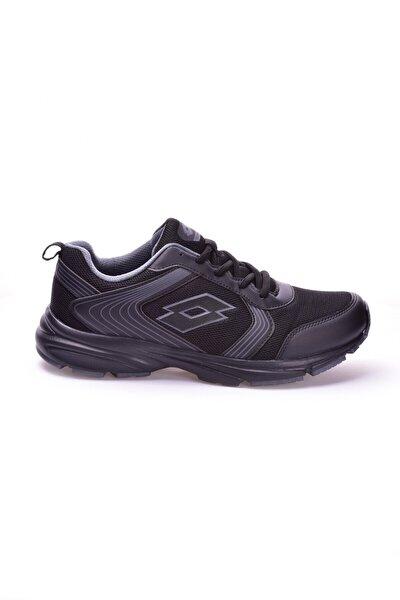 Lotto Koşu&yürüyüş Ayakkabısı Erkek Siyah-benomo