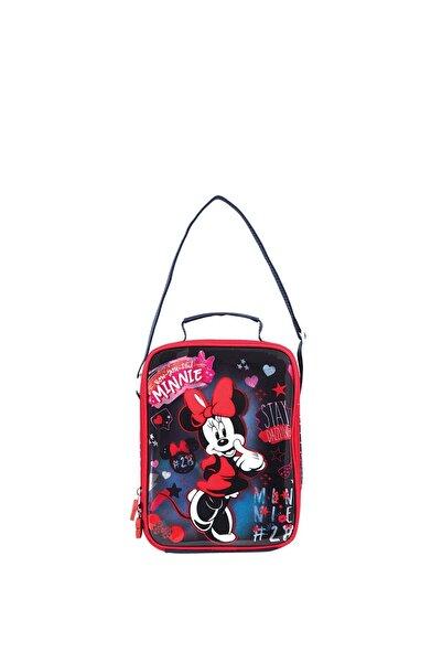 Minnie Mouse Kız Çocuk Tween Signature Range Beslenme Çantası 5213