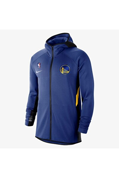 Nike Nba Golden State Kapüşonlu Erkek Sweatshirt At8462-495