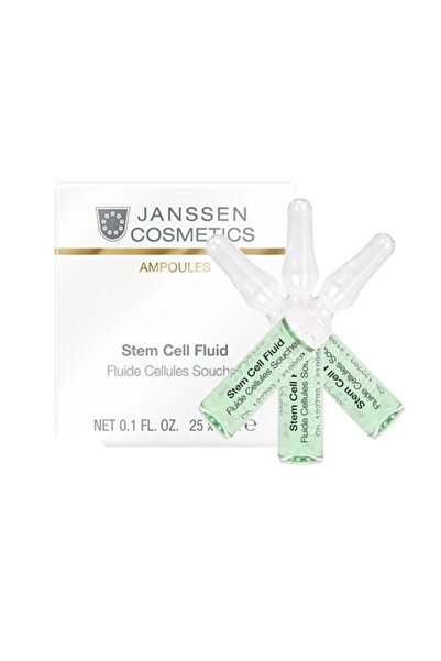 Janssen Cosmetics Stem Cell Fluid 3'lü Paket